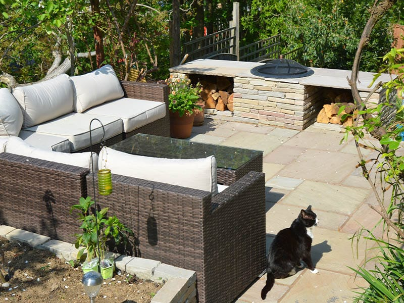 garden landscaping north london